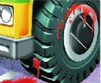 Truck mows down highway marshal at Kherki Da...