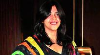 Security beefed up for Ekta Kapoor