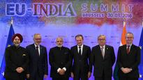 India, EU vow to boost anti-terror ties as Mod...