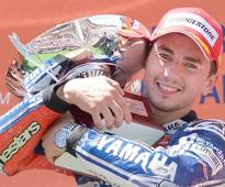 Lorenzo Wins At Spanish MotoGP