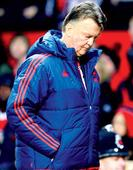 EPL: Future imperfect for Louis Van Gaal