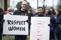 15 Men On Why They Joined The Women's March On Washington