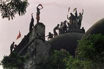 'Issue is Not Babri Masjid Demolition; But Ram temple Demolition'