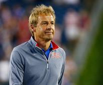 FTW: Klinsmann should be coaching for his job