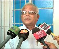 Damodar Rout should be expelled from party: Bishnu Das