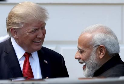 PM Modi the 'most tweeted about world leader' after Trump