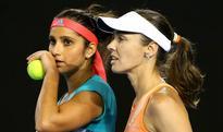 Sania Mirza-Martina Hingis beaten in Stuttgart Open final