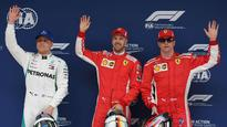 Chinese GP: Sebastian Vettel breaks track record as Ferrari snatch one-two position on Shanghai circuit