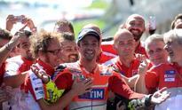 Iannone snaps Ducati victory drought at Austrian MotoGP
