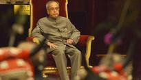 PM Modi wishes President Pranab Mukherjee on his 81st birthday