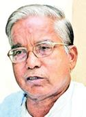 Narendra Swain, BJD Nominee for RS Bypoll