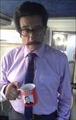 Shraddha Kapoor gifts a Crime Master Gogo mug to father Shakti Kapoor