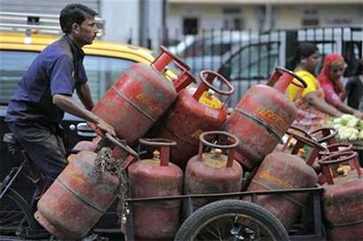 LPG price raised by Rs 86, steepest hike in India's history