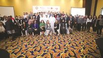 Over 100 attend Young Leaders Forum
