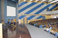 Defence Security Corps Celebrates 70th Raising Day
