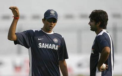 Prasad, Sandhu join race for India head coach's job