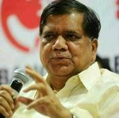 Stick to project deadline, Jagadish Shettar tells BRTS MD