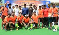IOC crowned Hockey champs