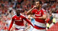 Premier League round-up: Alvaro Negredo scores with first shot for Middlesbrough