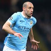 Pablo Zabaleta to think about his future at Etihad