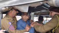 RTI activist Nandlal Vyas arrested
