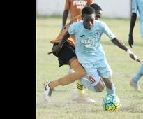 Crucial 45 minutes for Excelsior, St George's