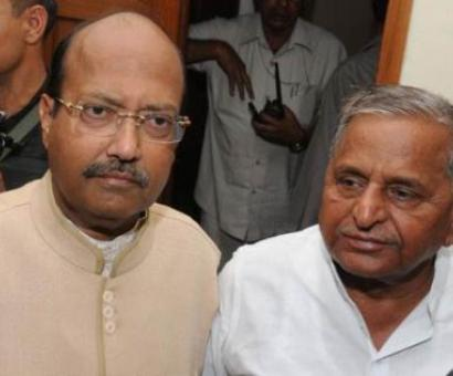 SP feud was 'ploy to distract from anti-incumbency': Amar Singh