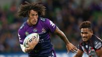 Melbourne Storm star Kevin Proctor calls for home win over 'bogey side' NZ Warriors