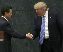 Trump makes overtures to Mexico's business elite