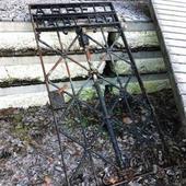 Nazi gate stolen from Dachau 'found in Norway'