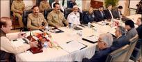 High-level National Security Council meet in Islamabad underway