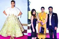 Sonam, Athiya grace the launch of Kaamaa Fashion Lounge