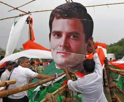 After Cong flak, UP government agrees to Rahul's Amethi tour
