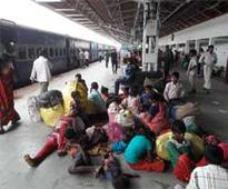 Train services resume in Lumding-Silchar section