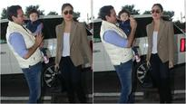 Watch: Kareena Kapoor Khan reveals who's on the diaper duty of baby Taimur!