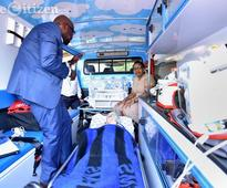 Gauteng health boosts emergency services with new vehicles