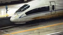 China is developing bullet train that can travel at 400 kph: Official