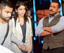 Ooppss! Is Salman Khan the reason behind Anushka Sharma and Virat Kohli's break-up?