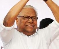 V S Achuthanandan turns 93, criticizes IT companies