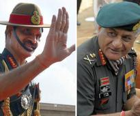 Gen. V.K. Singh victimised me: Army Chief tells SC