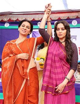 Gulaab Gang is a thought-provoking, masala movie