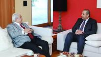 Discussion on bilateral relations