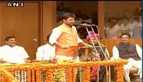 Maharashtra Cabinet reshuffle: Fadnavis government inducts 10 new faces, 2 from Shiv Sena