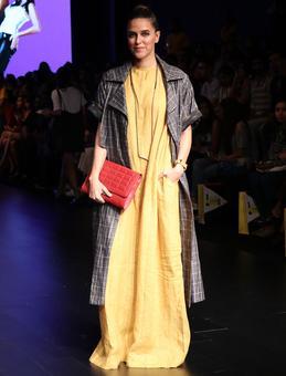 Spotted: Neha, Mansi, Jackky at Lakme Fashion Week