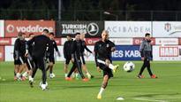 Besiktas seek Champions League victory after long break