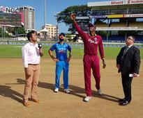 Live: West Indies bowl; Kuldeep Yadav makes ODI debut