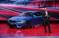 China's auto market normalizing: BMW global sales head