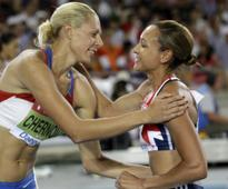British heptathlete Jessica Ennis-Hill set to be awarded gold medal after Tatyana Chernova stripped of 2011 world title