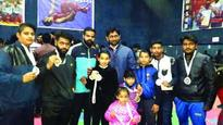 Fight Club aspirants win medals in Wushu