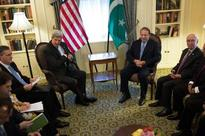 US Secretary of State John Kerry asks Pakistan Prime Minister Nawaz Sharif to take steps to deal with terror groups